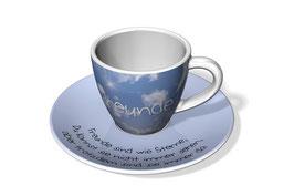 Geschenk für Dich:-)Espressotasse