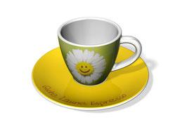 Geschenk für Dich:-) Espressotasse
