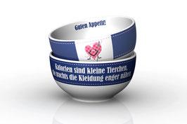 Geschenk für Dich:-)Schälchen