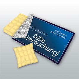 Bettwäsche Young Collection Schokolade weiss