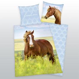 Bettwäsche Young Collection Pferde