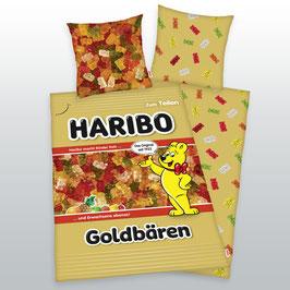 Bettwäsche Haribo-Goldbärentüte