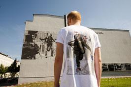 Portray Lab X Mesh & Laces T-shirt