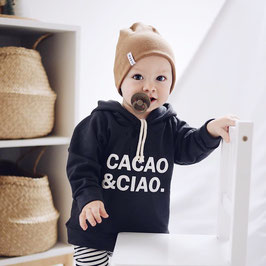 CACAO&CIAO. Hoodie | Washed Grey.