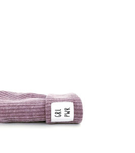 B E A N I E Statement | Smokey Purple.