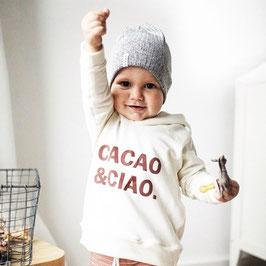 CACAO&CIAO. Hoodie | Ecru.
