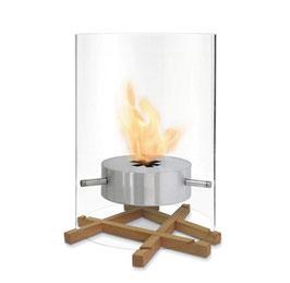 Feuerstelle regular + Tray Kombipaket