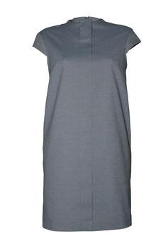 Inverted Pleat Dress