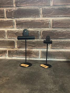 Ständer mit Metallclip [vintage]