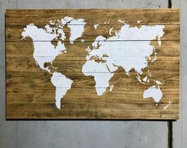 Altholzschild [Meine Welt]