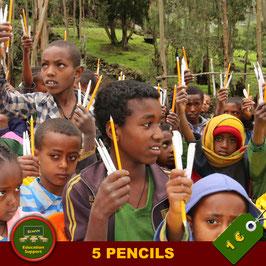 5 Kugelschreiber