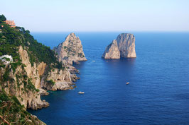 THE SORRENTINE PENINSULA & CAPRI - From ROME