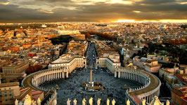 VATICAN MUSEUMS, SISTINE CHAPEL, ST. PETER'S BASILICA