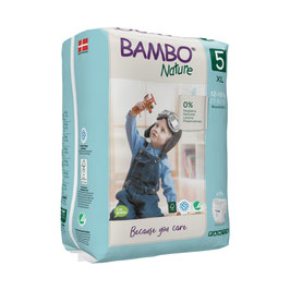 BAMBO NATURE PANTS TAILLE 5 12/18 KG