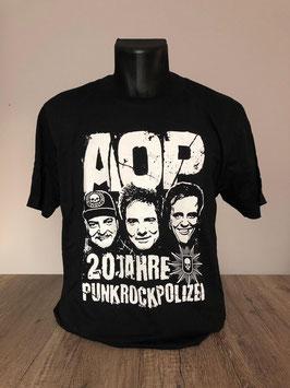 T-Shirt 20 Jahre