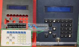 Austausch Keyboard / substitute-keyboard  für Dornier Klaviatur / Keyboard