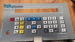 Membrane Keyboard for Sulzer (MEMBRANE SWITCH)