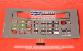 Membrane Keyboard for Sulzer (MEMBRANE SWITCH)