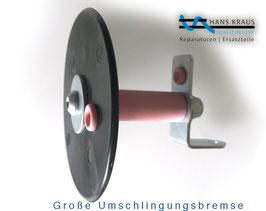 Umschlingungsbremse groß/  Barrel tensioner 10cm Scheiben-Durchmesser