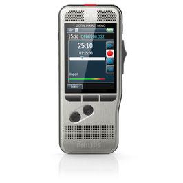 Philips DMP7000 -serie PocketMemo recorder