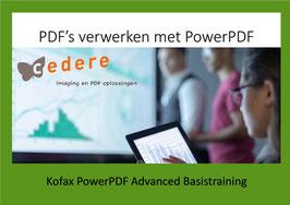 Online Training Power PDF van Kofax terugkijken