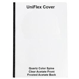 Unibind Uniflex Covers Quartz