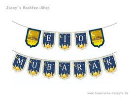 Girlande Eid Mubarak
