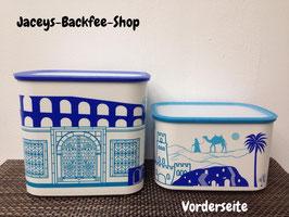 Tupperdosen-Set mit tunesischen Motiven