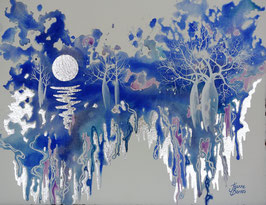'Silver Moon Journey'