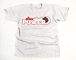 Köln Domstadt Power Shirt Grau