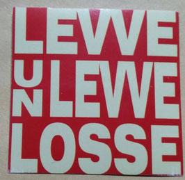 150 Köln Levve un Levve Losse Aufkleber