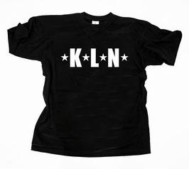 Köln KLN Shirt Schwarz