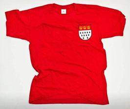 Köln Stadtwappen klein Shirt