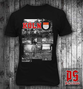 Köln Kurven Bildersammlung Shirt