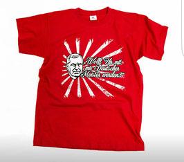 Köln wollt ihr mit mir Deutscher Meister werden Shirt Rot