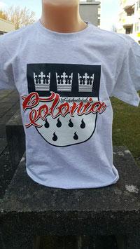 Colonia Shirt Grau