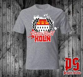 Köln unsere Stadt Shirt