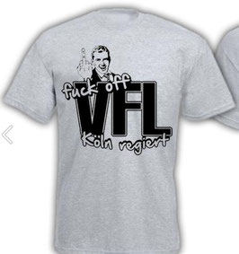 Köln Fuck off VFL Shirt