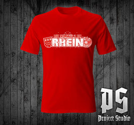 Köln Die Nummer 1 am Rhein mit 2 Wappen Shirt