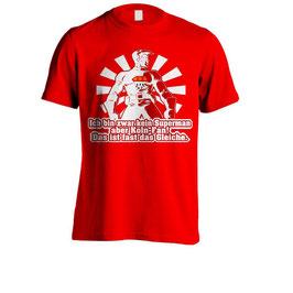 Köln Superman Shirt Rot