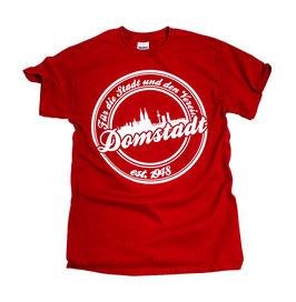 Köln Domstadt Weisser Kreis Shirt