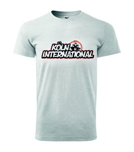 Köln International Shirt Grau