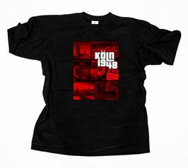 Köln GTA Style Shirt Schwarz