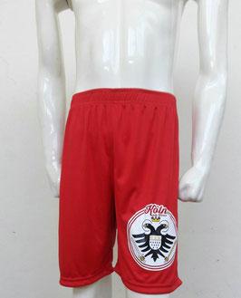 Köln Adler Badeshort Rot