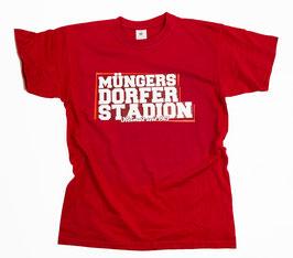 Köln Müngersdorfer Stadion Shirt Rot