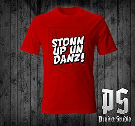 Köln Stonn up un Danz Shirt