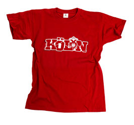 Köln Shirt Rot