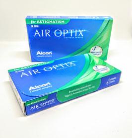 Air Optix Lente de contacto suave para astigmatismo. Paquete de 2 cajas