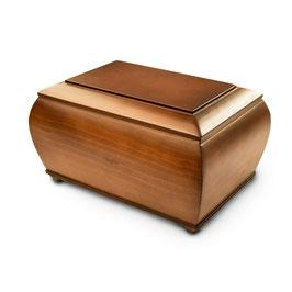 Exklusive Design Holzurne Monterey Kiefer