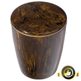 Designer - Naturkautschuk - Bio Urne marmoriert